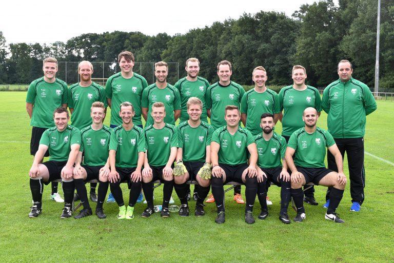1. Mannschaft 2017